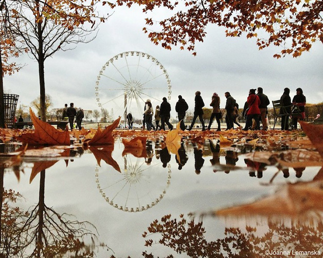 Paris em Reflexos